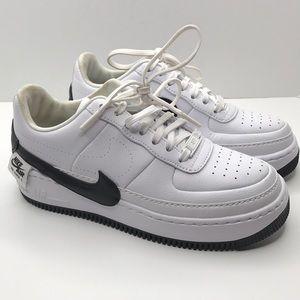 Nike Air Force 1 Jester XX White Black Womens SZ 8